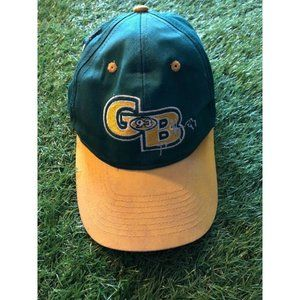 Green Bay Packers 1993 Throwback King Logo Hat